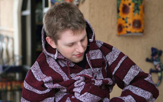 Matt inSweater