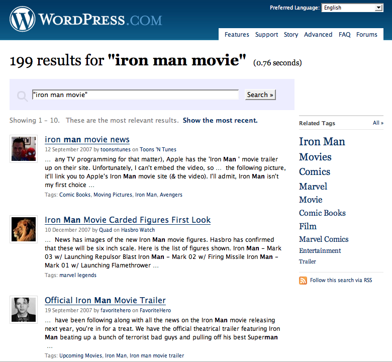 f755e144af Search WordPress.com — The WordPress.com Blog