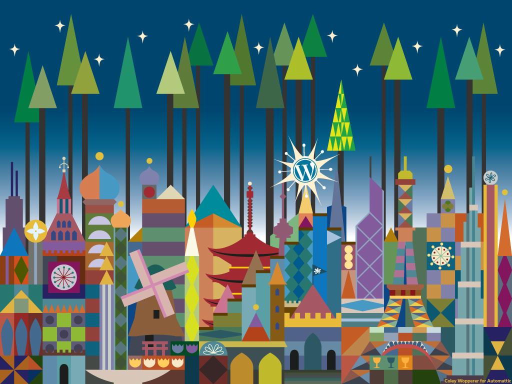 WordPress Holiday Desktop Wallpapers