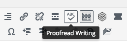 Proofreading with WordPress.com