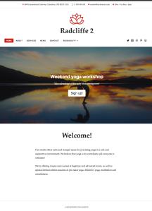 Radcliffe 2 WordPress.com Theme