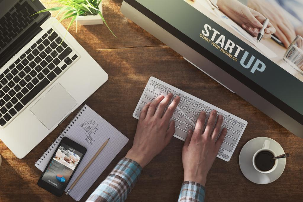Start a Business Website in Just Seven Steps