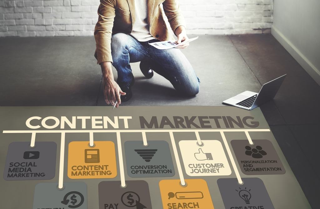 Content Marketing and Blogging: What's the Difference?