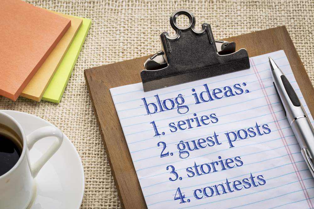 6 Benefits of Writing a Blog Series