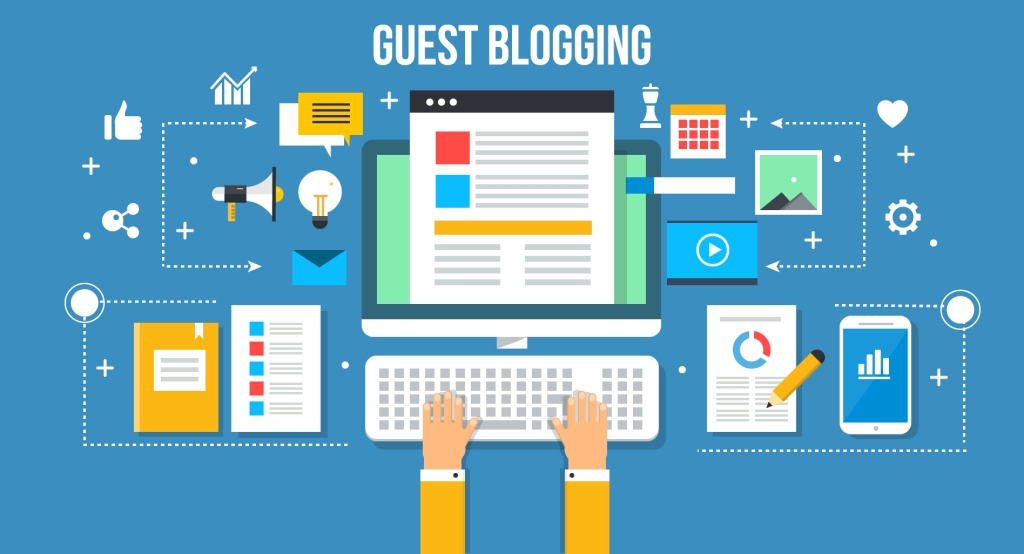 An Introduction to the Benefits of Guest Blogging