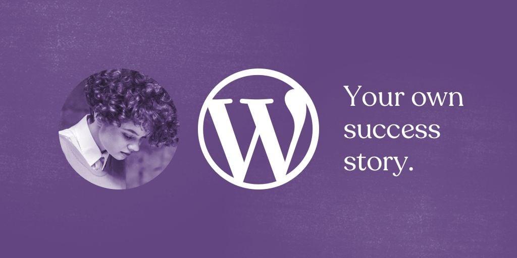 Create a Website with WordPress com