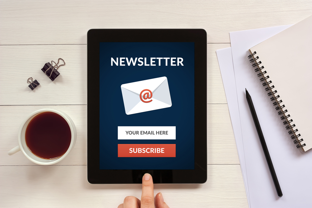 Email Newsletter Design: 3 Smart Ways to Reset Your Marketing Results