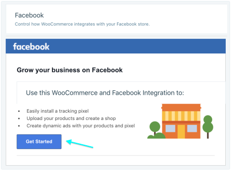 Facebook Business Extension