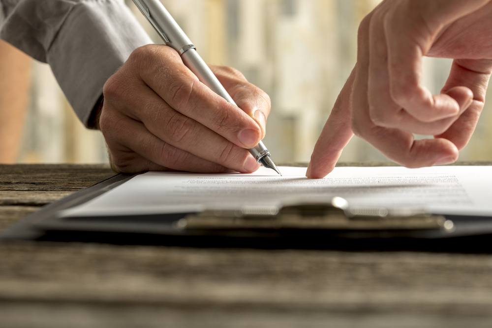 Common Business Contract Terms and What They Mean