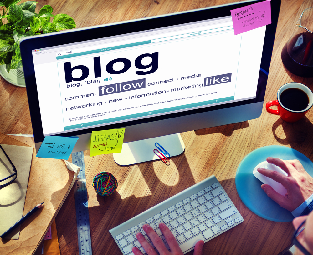 How to Use Marketing and Blogging to Grow YourBusiness
