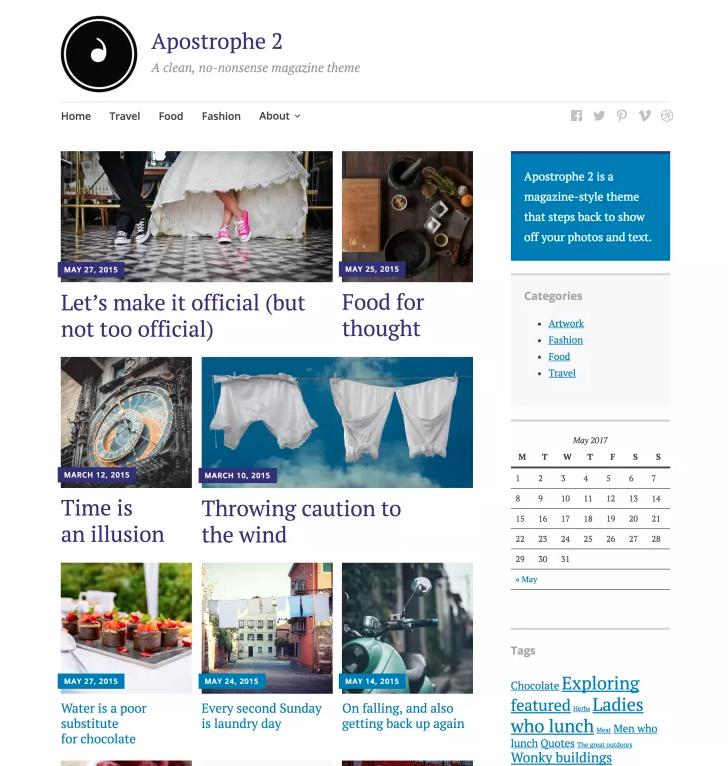 Apostrophe 2