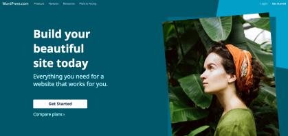 WordPress.com Website