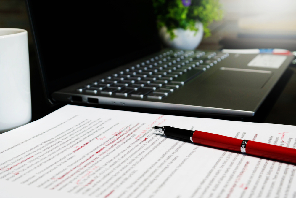 Perfecting Your Blog Post Proofreading Routine