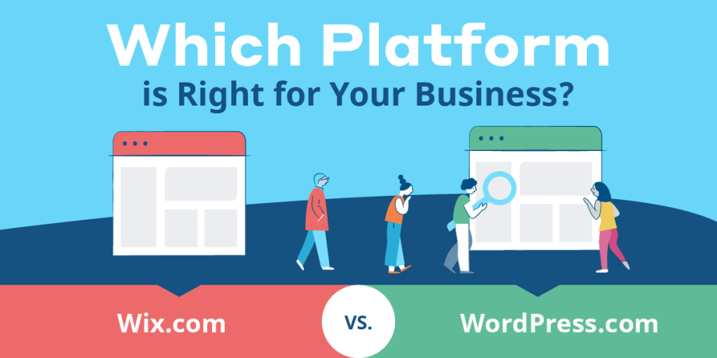 Wix vs WordPress.com: Which is the Best Host for Your Website?