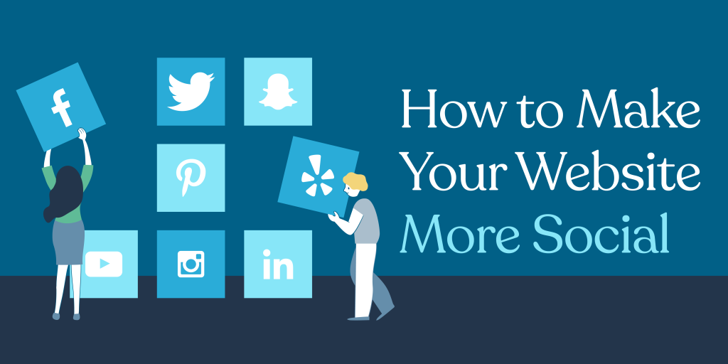 Use Social Websites to Grow Your Audience [Infographic]