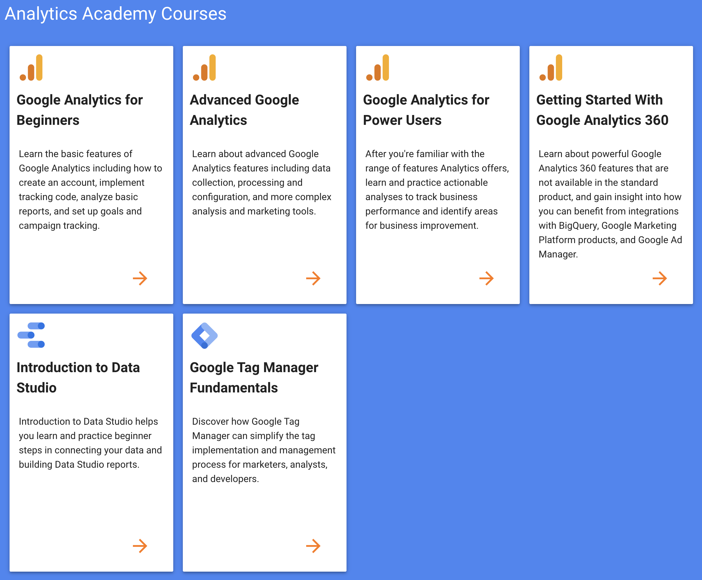 How to create a custom report in Google Analytics — consider starting with a Google Analytics certification