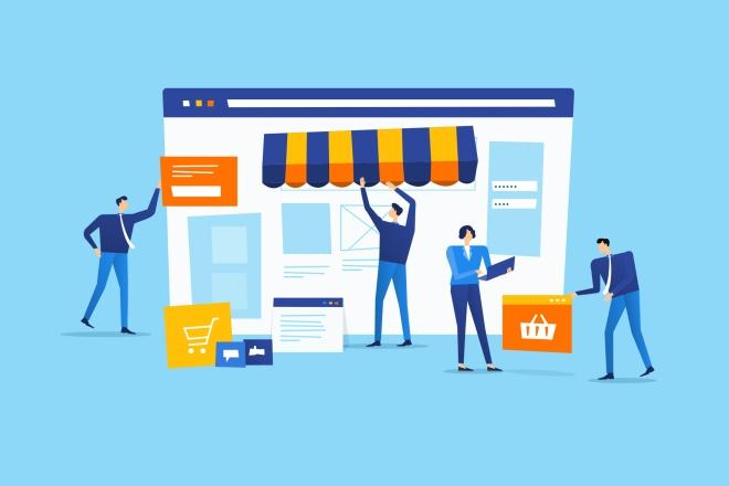 pick an online store platform