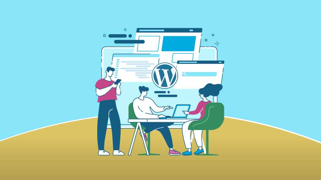 How to set up a WordPress website in 10steps